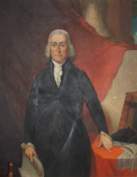 During the American Revolution he was one of a very few colonial governors who supported the American side.